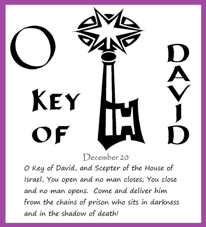 O Key of David ...