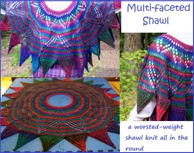 The Multi-faceted Shawl