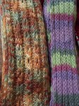 Scarves for some dear women in my life ...