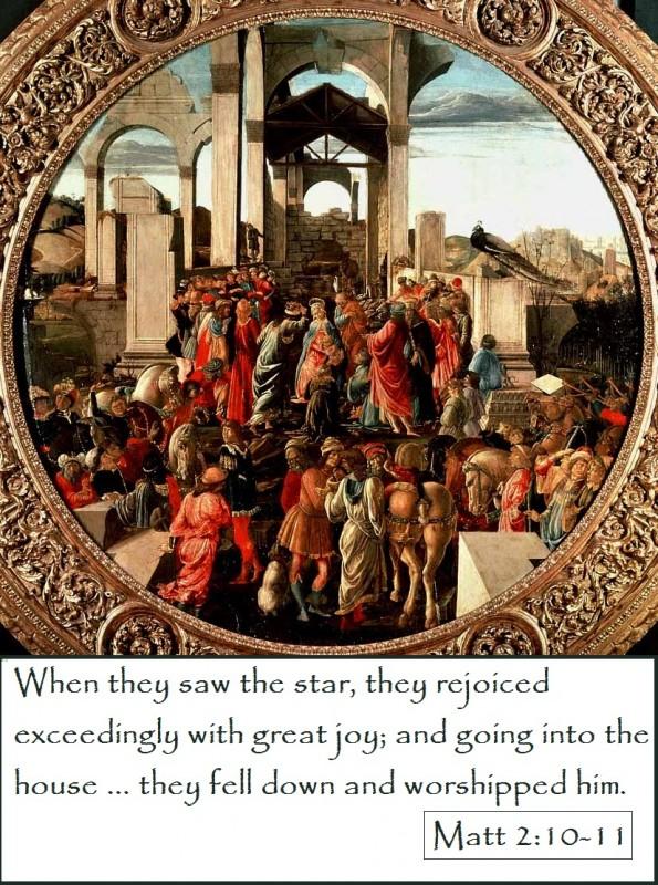 6 Adoration of the Magi