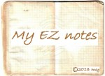 2013: My EZ year in notes