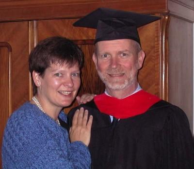 Graduation Day - May 3, 2003