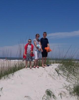 St. Augustine beach 1