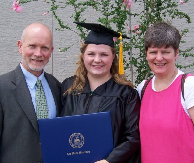 We are so PROUD of Kotch ... she did it and did it very well