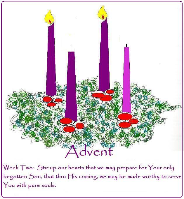 Advent - Week 2