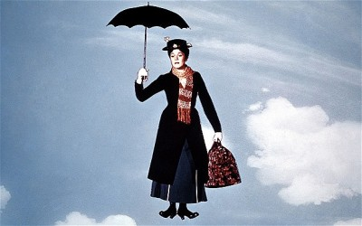 ... sure could use Mary Poppins to fly in today!