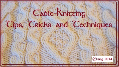 cable knitting