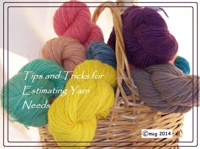 tips and tricks for having enough yarn ...