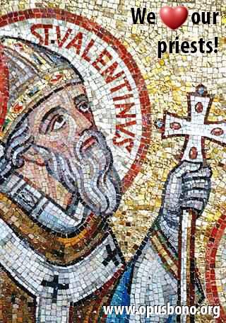 St. Valentine - 3rd Century martyr