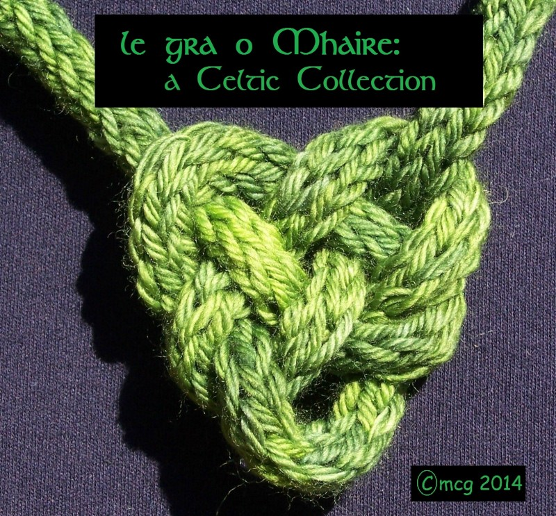 le gra o Mhaire = with love from Mary ... a Celtic Collection