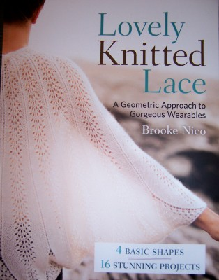 Lovely Knitted Lace by Brooke Nico