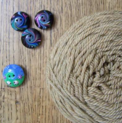 Yarn-along: April 9, 2014