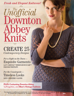 Unofficial Downton Abbey Knits 2014