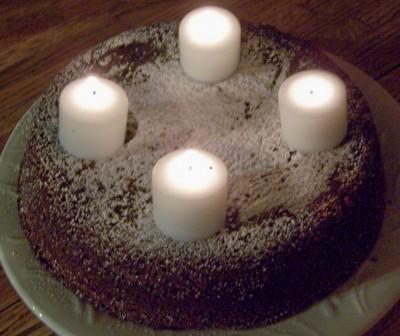 Gateau de Sirop (Cajun Spice Cake)