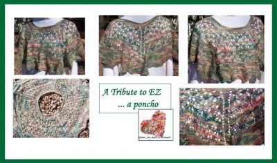 A Tribute to EZ ... a poncho