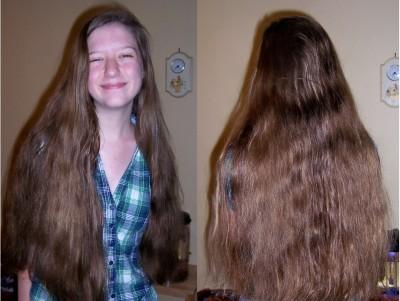 that's a heckuva lotta hair!