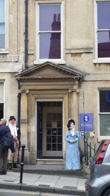 Jane Austen Museum in Bath