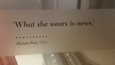 A quote about Princess Di ... and from what I remember, this was very true!