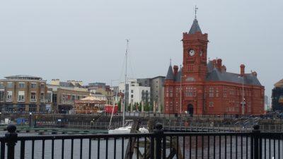 Cardiff Municipal Building
