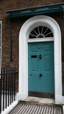 Charles Dickens home in London from 1837-1839