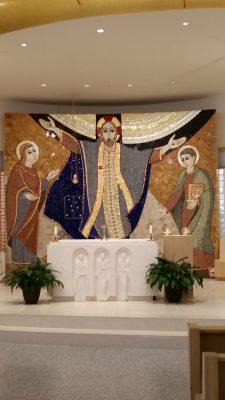 The Altar Mural